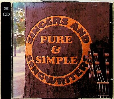 TIME LIFE Singers And Songwriters PURE & SIMPLE - 2-CD TL SSW/24 Donovan Mr Big • 14.99£