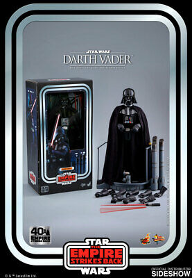 $ CDN393.54 • Buy Star Wars The Empire Strikes Back 13  Figure 1/6 Scale - Darth Vader Hot Toys