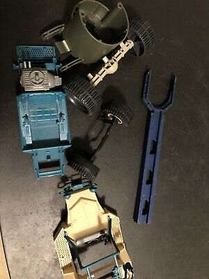 $ CDN6.31 • Buy Vintage GI Joe ARAH Hasbro Vehicles  Parts Lot W3