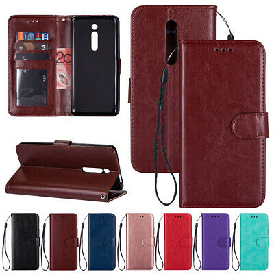 AU7.81 • Buy Case For Xiaomi Mi 9T Pro A2 Lite Poco F1 Luxury Leather Flip Wallet Stand Cover