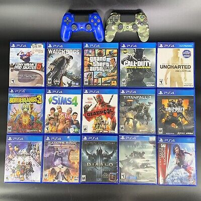 AU511.95 • Buy Sony PS4 Pro 1TB Bundle & Extras - Professional Adult Owned