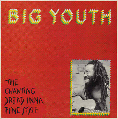 ID12z-Big Youth-The Chanting Dread I-BMLP 024-vinyl LP-uk-m10s11 • 15.88£