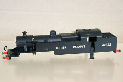 £39.50 • Buy HORNBY R2398 BODY For DCC READY BR 2-6-4 FOWLER CLASS 4P TANK LOCOMOTIVE 42322