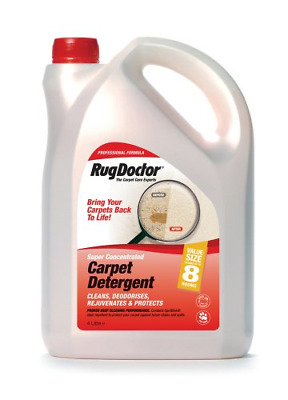 Rug Doctor Carpet Cleaner Shampoo Cleaning Detergent Odour Neutralising 4 L NEW • 54.48£