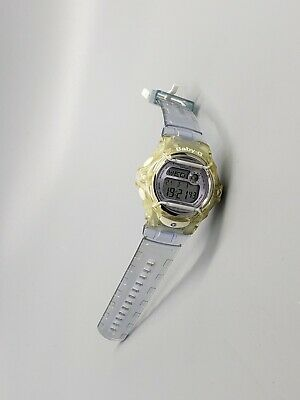 $ CDN19.66 • Buy CASIO BABY G BG169R Women's Watch 200meters New Battery Runs Great 38mm