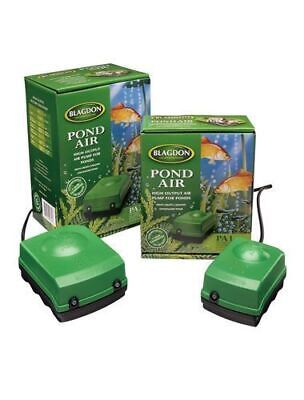 £27.95 • Buy Blagdon PA1 Pond Air Pump Kit Inc Air Stone & Airline Fish Ponds Tank Up To 500g