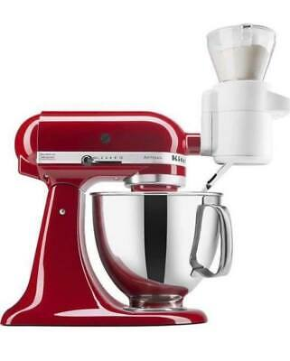 £89 • Buy KitchenAid 5KSMSFTA Sifter And Scale Attachment For Stand Mixer  Brand New