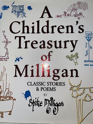A Children's Treasury Of Milligan - Classic Stories & Poems, Spike Milligan, Use • 2£