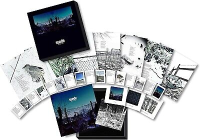 SUEDE- The Blue Hour DELUXE BOX SET 2-LP 180g Vinyl, 2-CD, 7  & DVD NEW 2018 • 39.99£