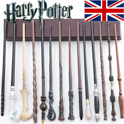 £12.99 • Buy UK Magic Wand Harry Potter Hermione Dumbledore Voldemort Wand Cosplay Boxed Gift