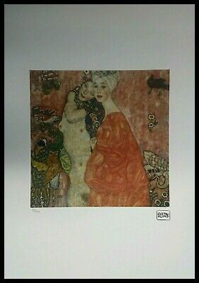 $ CDN223.51 • Buy GUSTAV KLIMT * 50 X 70 Cm * Signed Lithograph * Limited # 65/200