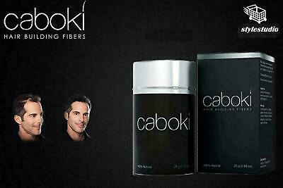 £10.95 • Buy Caboki Hair Loss Fibers, Building Fibers Thickening Concealer 25g L Best Deal