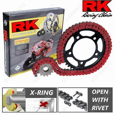 Chain RK 520XSO Sprocket 16 Sprocket 39 Rer Honda 700 Nc S DCT 2012-2014 • 126.92£