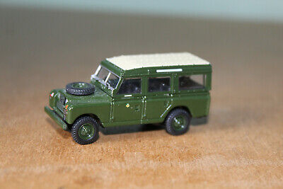 OXFORD DIECAST 1:76 LAND ROVER 109 - Unboxed • 1.49£