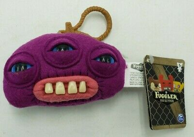 $ CDN9.70 • Buy Fuggler Funny Ugly Monster Plush Keychain Spin Master NWT New With Tags