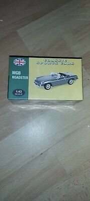 £19.99 • Buy Atlas Editions MGB Roadster 1:43 Scale