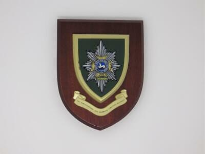 Worcestershire And Sherwood Foresters Regiment Wall / Mess Shield / Plaque • 25.60£