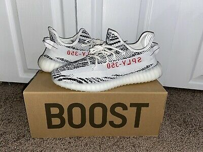 $ CDN604.98 • Buy Yeezy Boost 350 V2 Zebra Size 11.5 Brand New In Box Never Worn