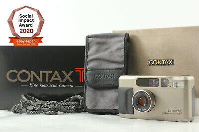 $ CDN1953.54 • Buy [UNUSED In Box] Contax T2 Point & Shoot 35mm Film Camera From Japan #1111