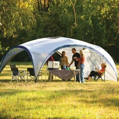 AU135 • Buy Coleman Event 14 Shelter With Sun Wall