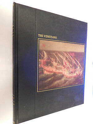 Time Life Books The Seafarers: The Venetians HB 1981 Ocean Ships History • 4.95£