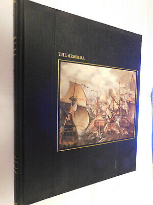 Time Life Books The Seafarers: The Armada HB 1981 Ocean Ships History • 4.95£