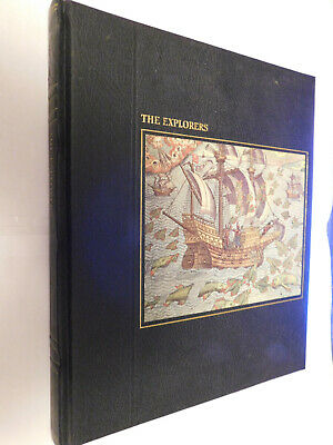Time Life Books The Seafarers: The Explorers HB 1979 Ocean Ships History • 4.95£