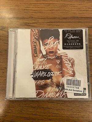 AU3.61 • Buy Rihanna - Unapologetic - CD