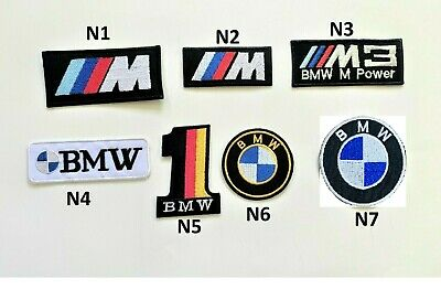 £1.98 • Buy Motor Racing Race Sports Car Motorcycle Embroidered Iron On Sew On Patch Badge