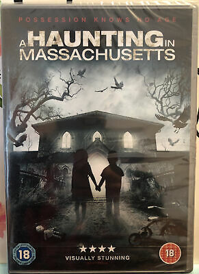£3.99 • Buy A Haunting In Massachusetts 2014 Rare Deleted HORROR Ghosts Judd Nelson DVD NEW