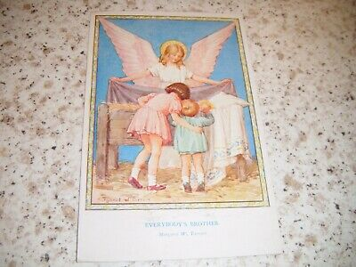 Post Card Margaret W. Tarrant: The Devotional Series Everybody's Brother: 1932 • 1.99£