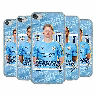 £14.64 • Buy MANCHESTER CITY MAN CITY FC 2020/21 FIRST TEAM GEL CASE FOR APPLE IPOD TOUCH MP3