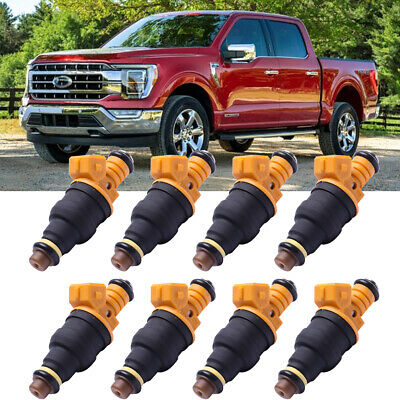 $49.80 • Buy 8X Flow Matched Bosch 0280150943 Fuel Injectors For Ford F150 4.6 5.0 5.4 5.8
