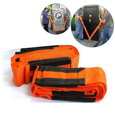 AU15.19 • Buy Clever Carry Lifting Moving Strap Furniture Carrying Heavy Shoulder Belt WT