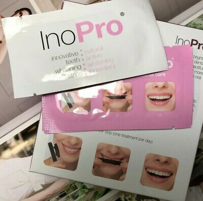 AU24.26 • Buy Bleaching Strips InoPro WHITENING STRIPS Professional Care