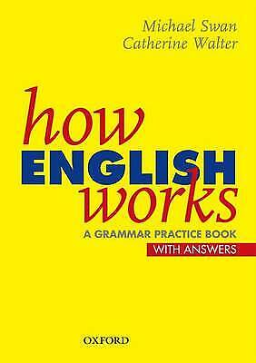 £10 • Buy How English Works: A Grammar Practice Book (Wi... By Walter, Catherine Paperback