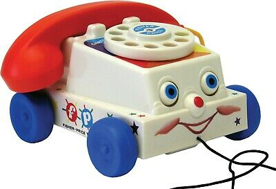 £11.95 • Buy Fisher-Price Chatter Telephone Toddler Pull Along Toy