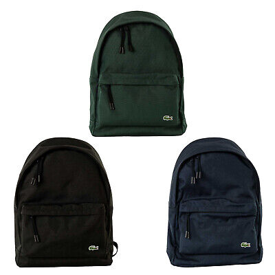 £76.93 • Buy Lacoste Unisex Rucksack - Backpack, 42x30x12cm (HxBxT), Farbwahl