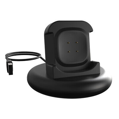 $ CDN9.86 • Buy Smart Watch Charger Cradle For Fitbit Versa 3/Sense USB Charging Cable Dock #E