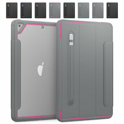 AU25.91 • Buy For IPad 5/6th 9.7 10.2 8/7th Gen Screen Protector Full Body Smart Folding Case