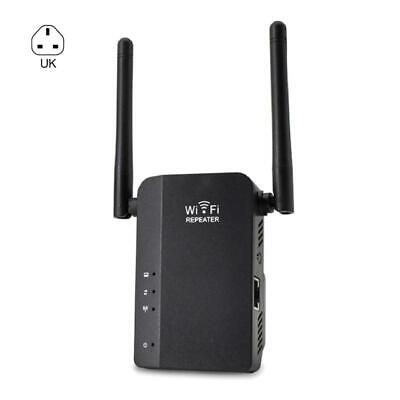 AU22.20 • Buy 2.4GHZ 5GHZ Dual-Band 1200M WiFi Extender Wireless Signal Repeater AP Route