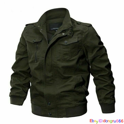 $41.88 • Buy M65 Mens Quilted Liner Olive Combat Field Jacket Vintage Type Military Army Coat