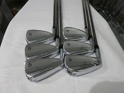 TaylorMade 2019 P790 Iron Set - 6-AW - Regular Graphite +0.5  Long - MINT - LH • 655.49£
