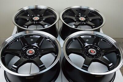 $539 • Buy 17 Wheels Rims Legacy Galant Eclipse Neon Vibe Element Forte Jetta 5x100 5x114.3