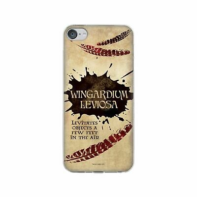 £14.56 • Buy OFFICIAL HARRY POTTER DEATHLY HALLOWS XLVI GEL CASE FOR APPLE IPOD TOUCH MP3