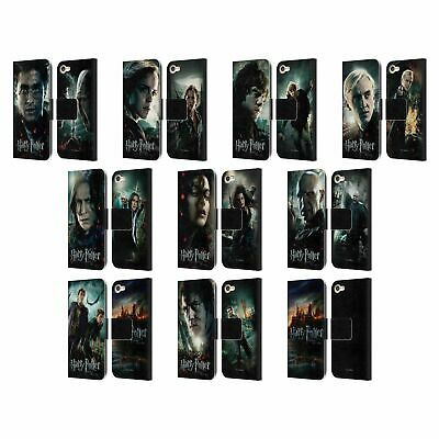 £16.72 • Buy HARRY POTTER DEATHLY HALLOWS VIII LEATHER BOOK CASE FOR APPLE IPOD TOUCH MP3