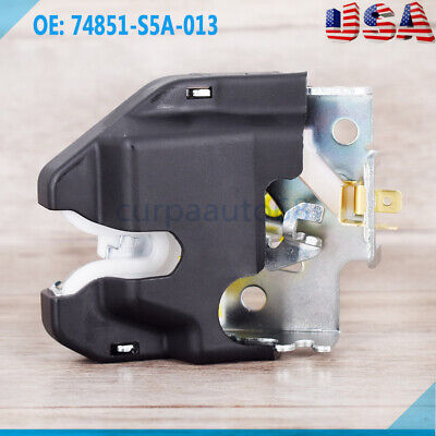 $15.28 • Buy New Fits Civic 2001-2005 Trunk Latch Lock Power Lid Lock Actuator 74851-S5A-013
