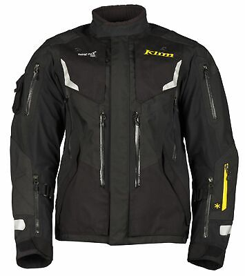 $ CDN1737.91 • Buy Klim Badlands Pro Gore-Tex Jacket Black Size XL Motorcycle Adenture Enduro New /