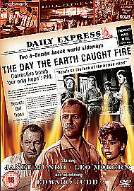 £1.99 • Buy The Day The Earth Caught Fire(1961) (DVD,2009) Leo McKern