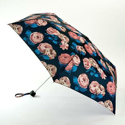 Cath Kidston Minilite Beaumont Rose Umbrella With Matching Cover • 16.95£